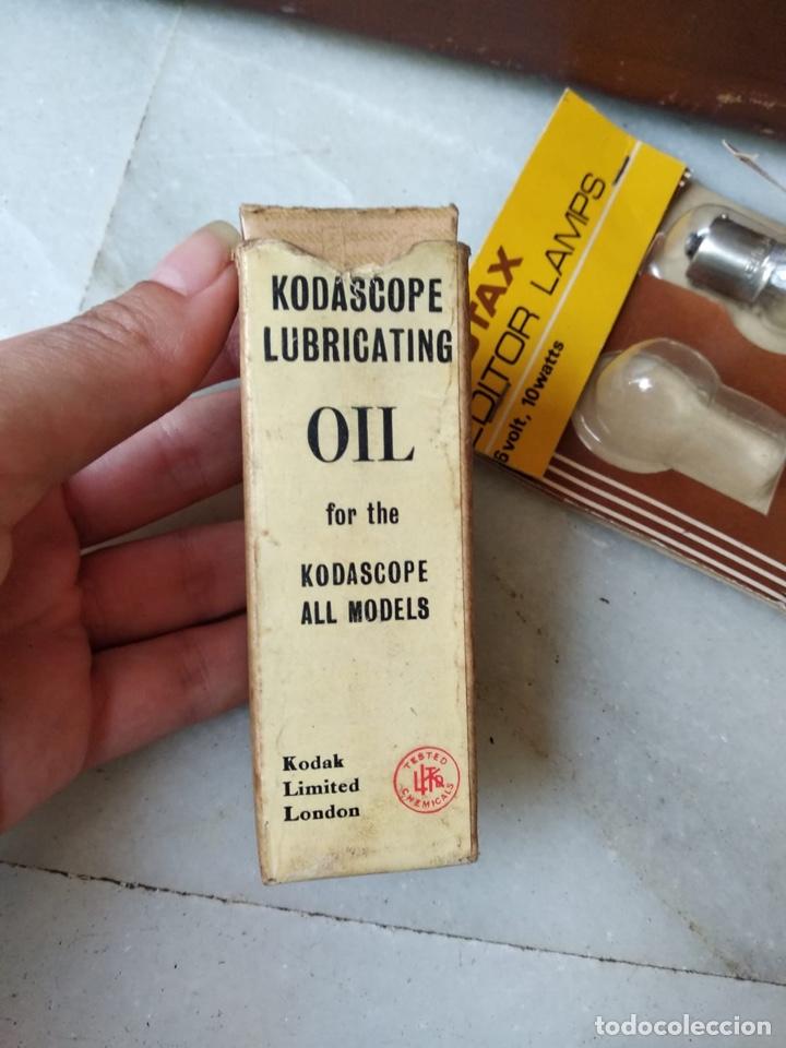 Antigüedades: kodascope model c, prácticamente nuevo - Foto 31 - 132063855