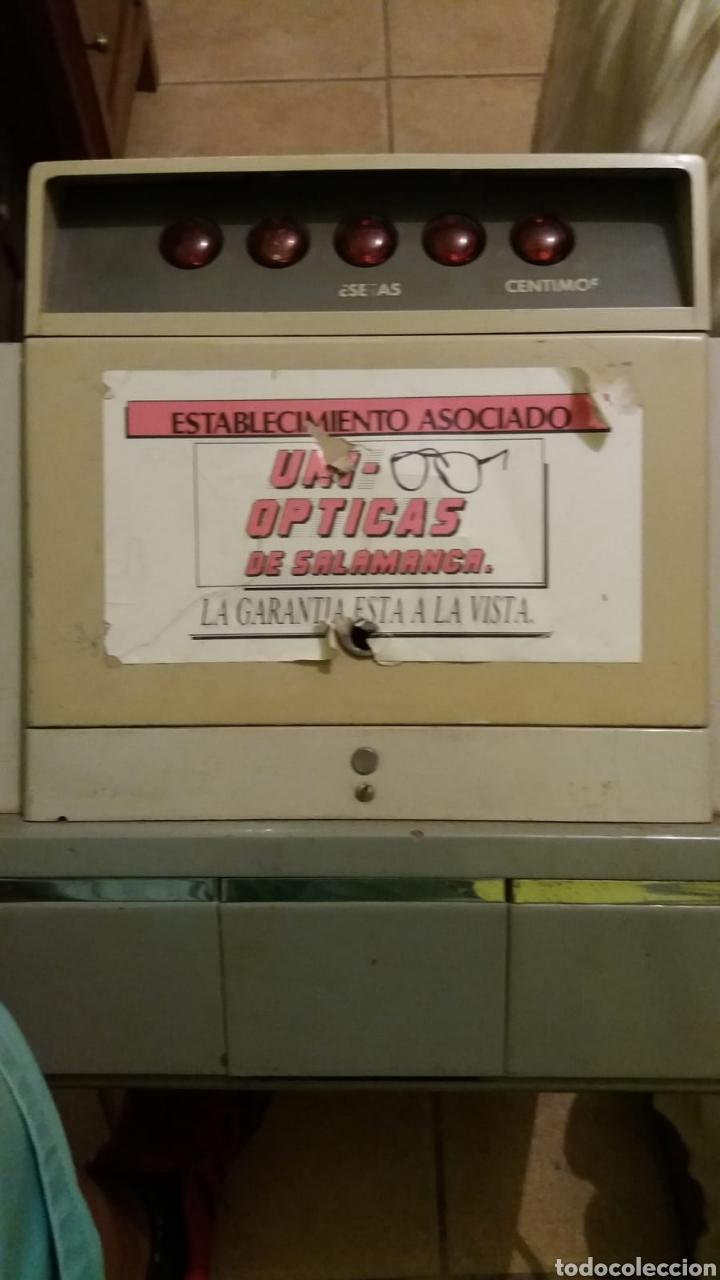 Antigüedades: Caja registradora regna - Foto 2 - 83967618