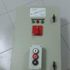 Antigüedades: CUADRO ELECTRICO CON FUNCION MONTACARGAS. Lote 132104442