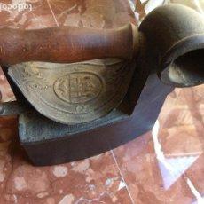 Antigüedades: PLANCHA ANTIGUA . Lote 132164230