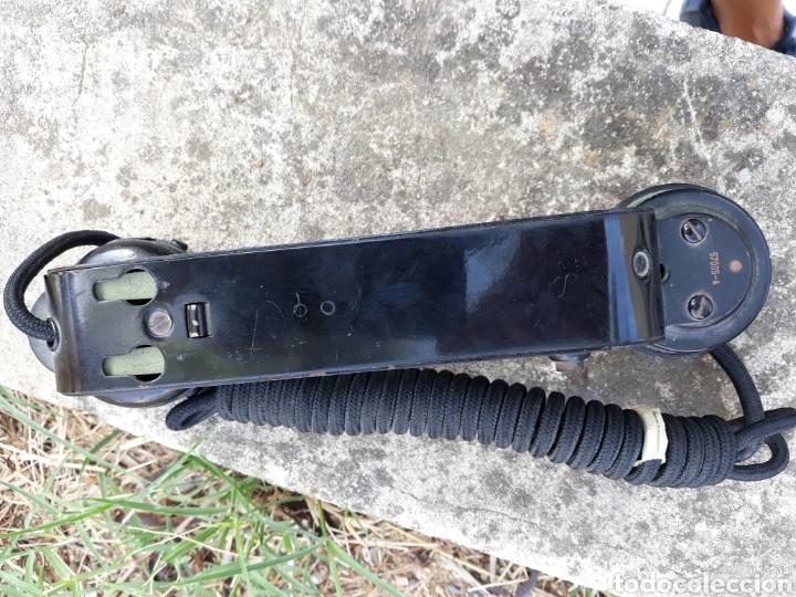 TELÉFONO METAL CENTRALITA (Antigüedades - Técnicas - Teléfonos Antiguos)