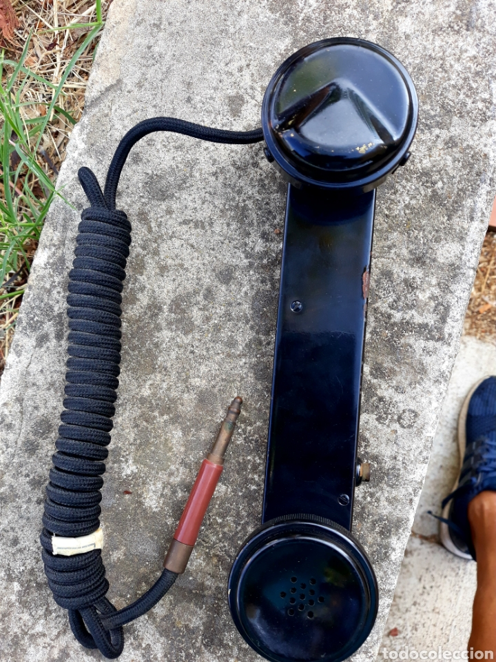Teléfonos: Teléfono metal centralita - Foto 2 - 132254865