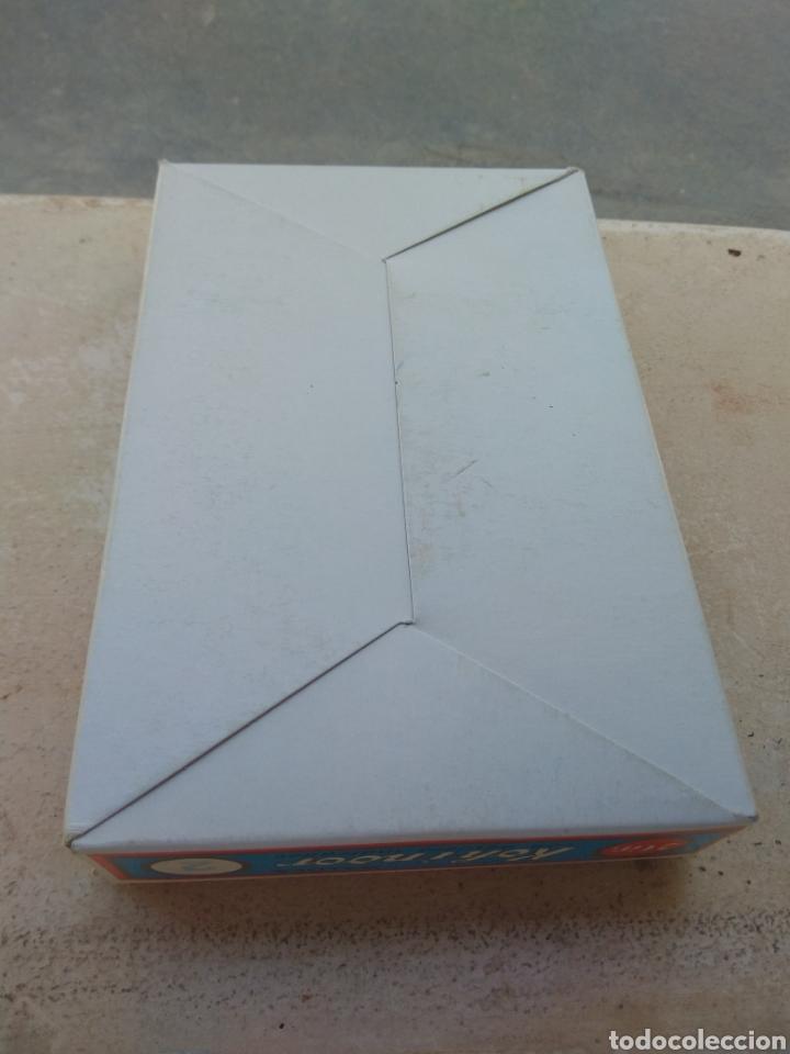 Antigüedades: Caja Ovillos Ancora - Vacía - Hilaturas Fabra y Coats - - Foto 6 - 132480686