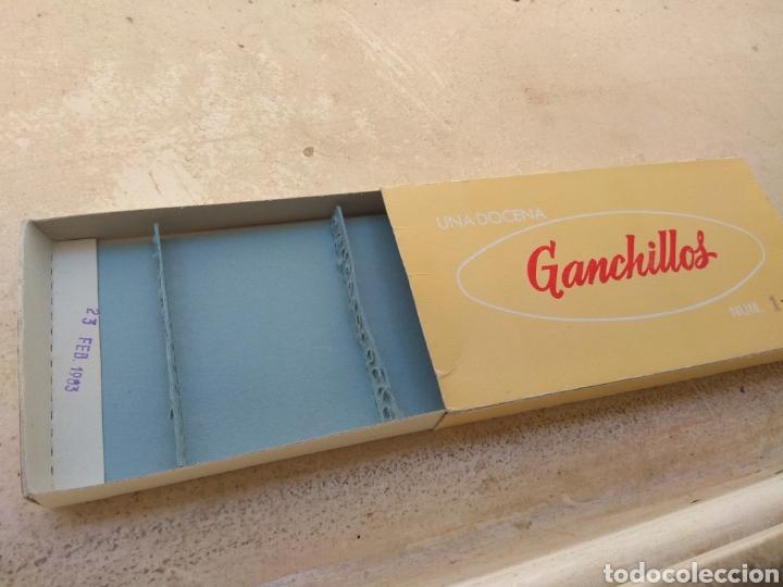 Antigüedades: Lote de Cajas Ganchillos - Foto 7 - 132483229