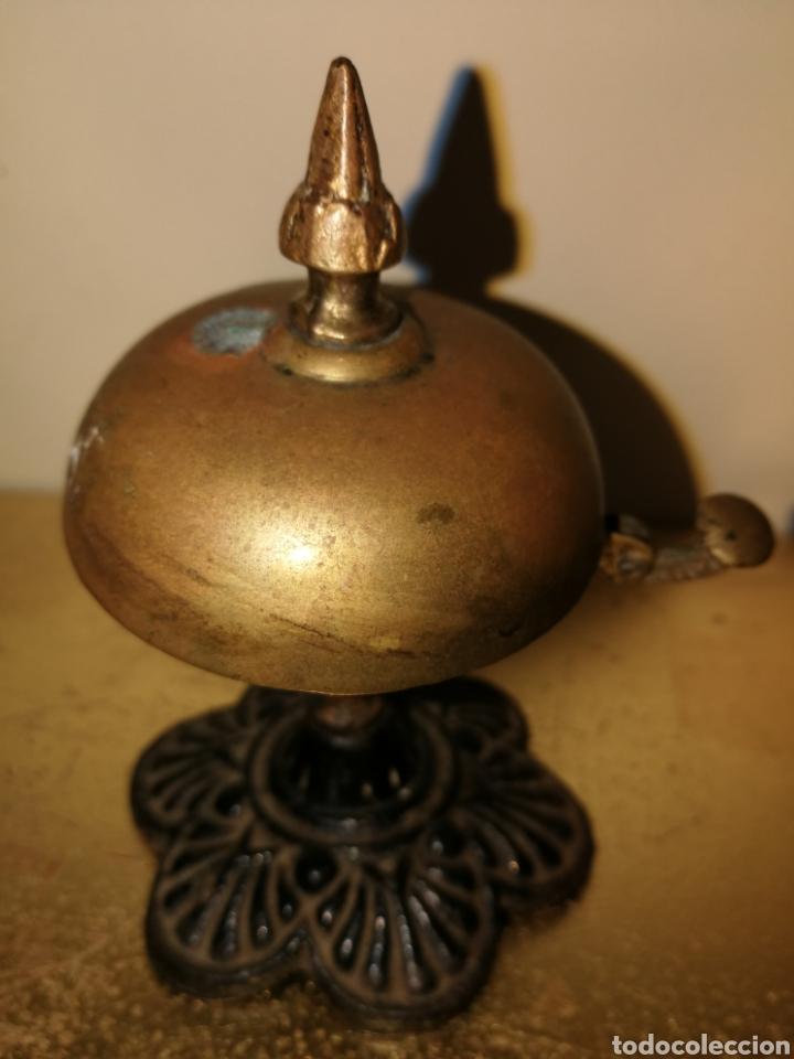 Antigüedades: Timbre de hotel pequeño - Foto 3 - 132626047