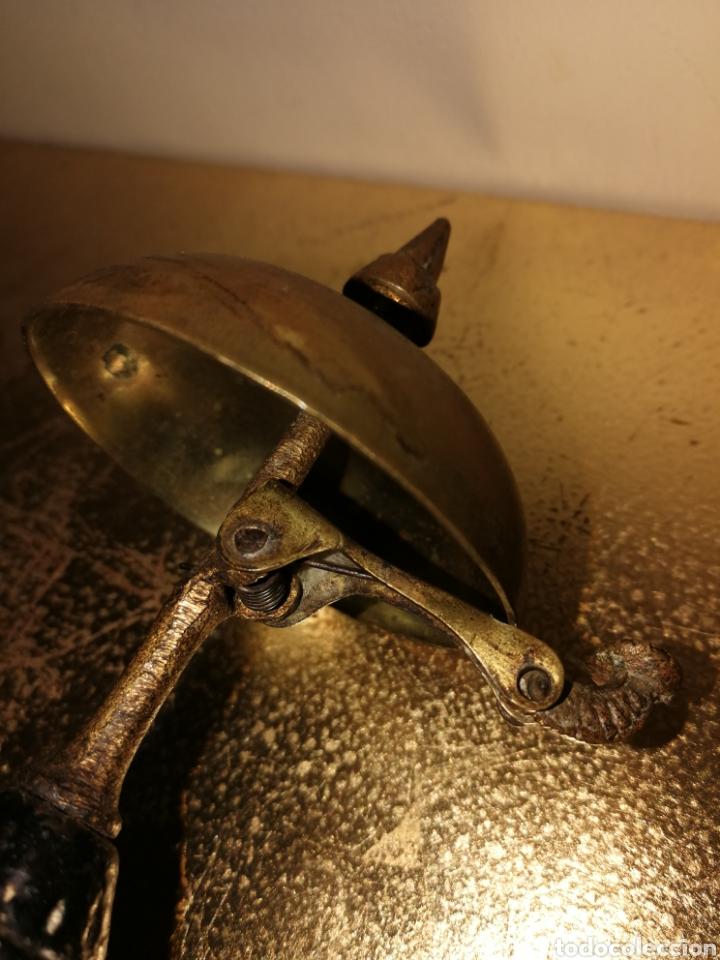 Antigüedades: Timbre de hotel pequeño - Foto 5 - 132626047