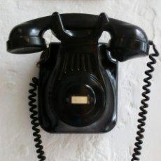 Teléfonos: TELEFONO SUPLETORIO DE PARED DE BAQUELITA. Lote 132633822