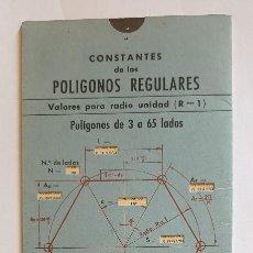 Antigüedades: REGLA TECNICA VAGMA Nº13. Lote 132673778