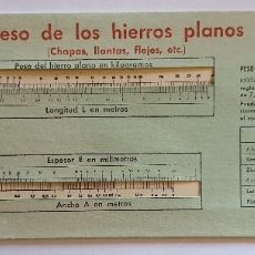 Antigüedades: REGLA TECNICA VAGMA Nº6. Lote 132674018