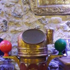 Antigüedades: EXTRAORDINARIA BITÁCORA SESTREL. Lote 132742465