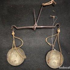 Antiquitäten - ANTIGUA BALANZA PARA PESAR ORO - 132761130