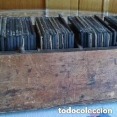 Antigüedades: LA PASIÓN, DIAPOSITIVAS DE VIDRIO PINTADAS POR J. R. BURGESS.. Lote 132839362