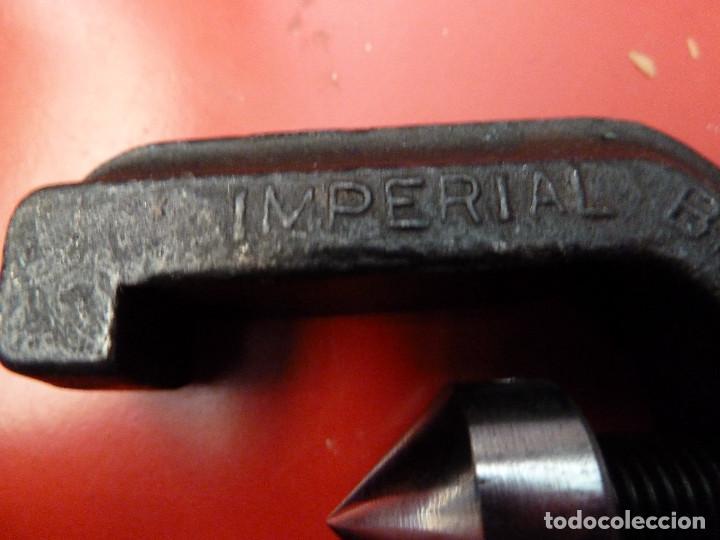 Antigüedades: SET HERRAMIENTAS IMPERIAL TUBINQ TOOL KIT - THE IMPERIAL BRASS MFG - USA - Foto 17 - 132923406