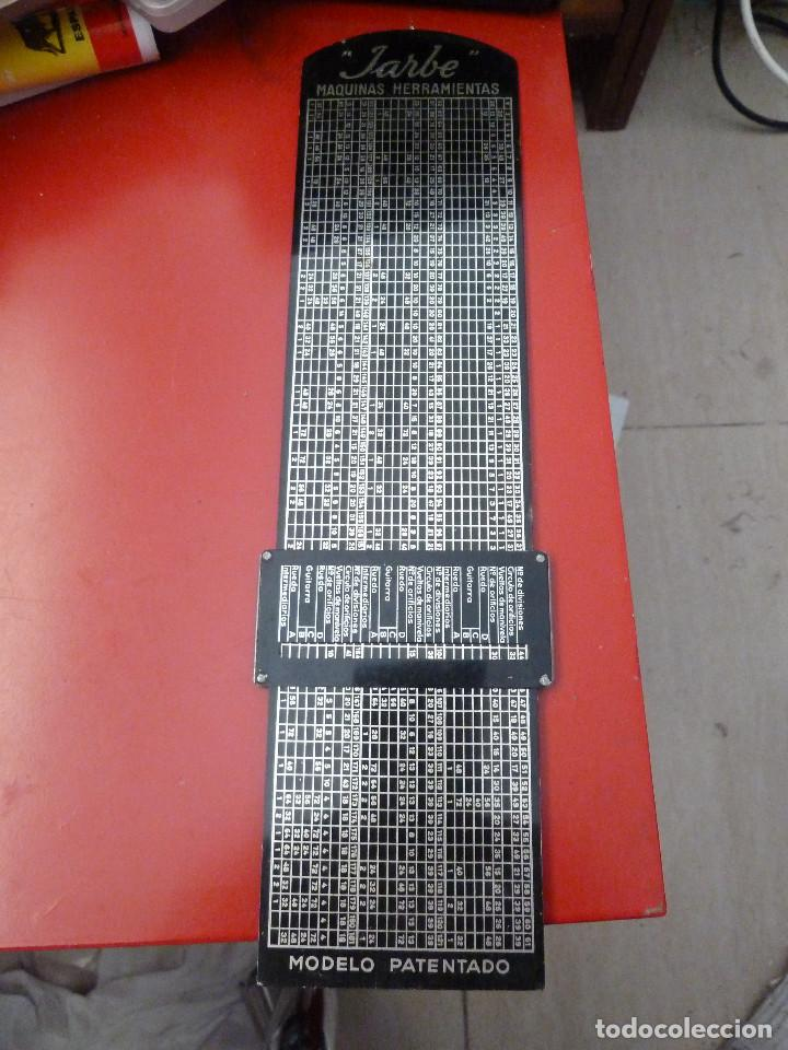 TABLA DE CALCULO (Antigüedades - Técnicas - Aparatos de Cálculo - Reglas de Cálculo Antiguas)
