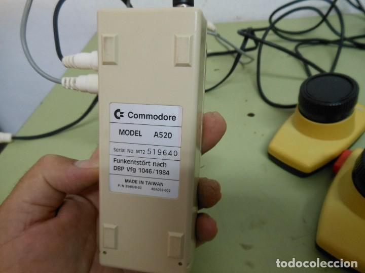Antigüedades: AMIGA A520 MODULADOR RF DE COMMODORE - Foto 2 - 132943698