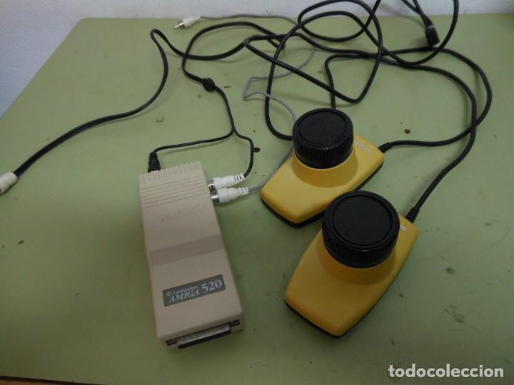 Antigüedades: AMIGA A520 MODULADOR RF DE COMMODORE - Foto 3 - 132943698