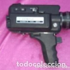 Antigüedades: CAMARA DE PELICULA FILMADORA SUPER 8 COSINA COMPACT VITAGE TOMAVISTAS. Lote 132978142