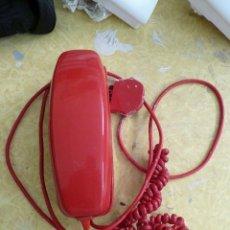 Teléfonos: TELEFONO ROJO TIPO GONDOLA. Lote 133021706