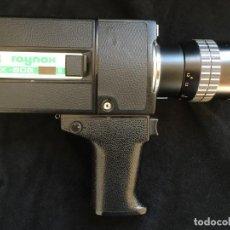 Antigüedades: FILMADORA SUPER 8 JAPONESA, MARCA RAYNOX ZX-808, FUNCIONANDO.. Lote 133225806