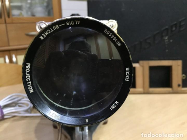 Antigüedades: OPTISCOPE N 8 - Foto 4 - 133299118