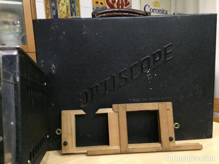 Antigüedades: OPTISCOPE N 8 - Foto 6 - 133299118