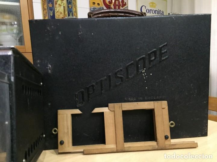 Antigüedades: OPTISCOPE N 8 - Foto 7 - 133299118