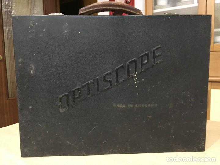 Antigüedades: OPTISCOPE N 8 - Foto 23 - 133299118