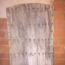 Antigüedades: PUERTA ANTIGUA SIGLO XVIII. Lote 133350558