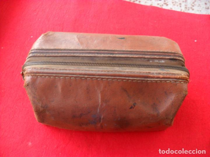 ANTIGUO MALETIN MEDICO,AÑOS 40 (Antigüedades - Técnicas - Herramientas Profesionales - Medicina)