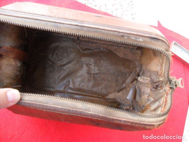 Antigüedades: antiguo maletin medico,años 40 - Foto 5 - 133380430
