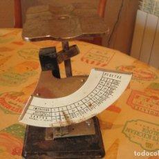 Antigüedades: ANTIGUO PESA CARTAS. Lote 133437510