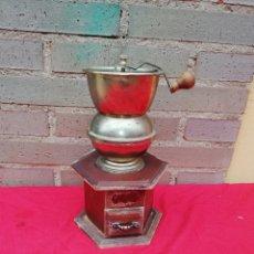 Antigüedades: ANTIGUO Y RARO MOLINILLO DE CAFÉ. Lote 133493099