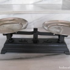 Antigüedades: BÁSCULA ANTIGUA. Lote 133514162