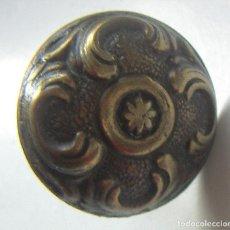 Antigüedades: ANTIGUO TIRADOR PARA MUEBLE DE BRONCE. Lote 133539746