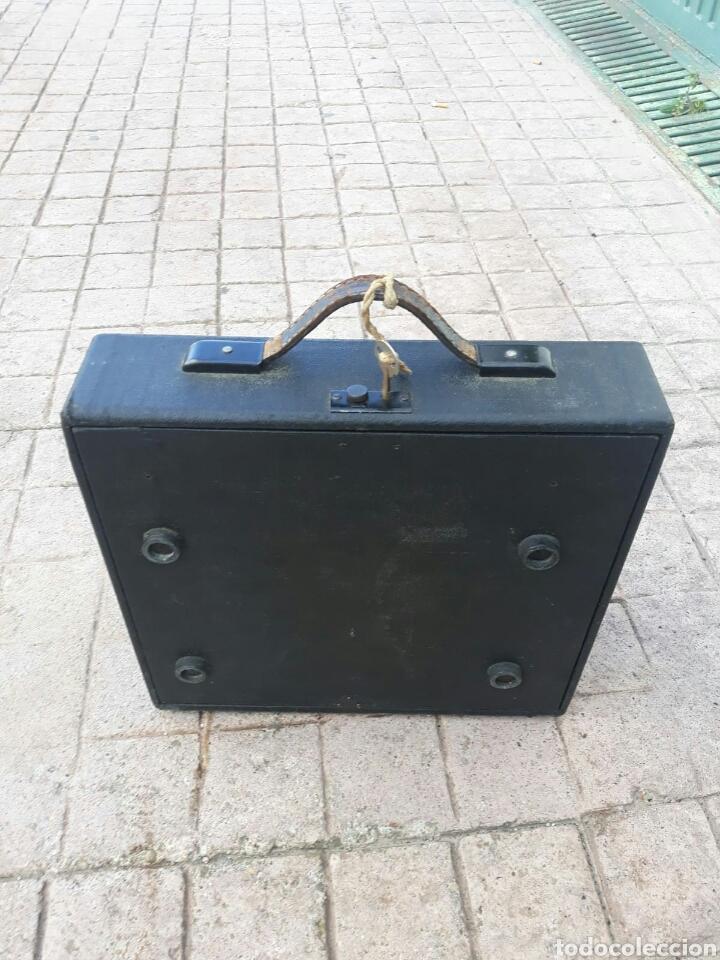 Antigüedades: Máquina de Escribir ERIKA portátil (Muy buen estado) - Foto 8 - 133626946