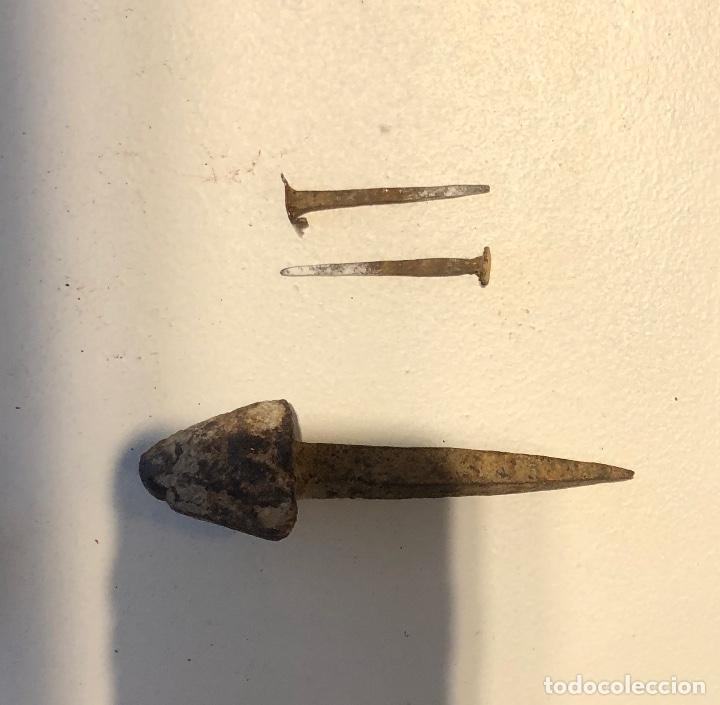 Antigüedades: CLAVOS ANTIGUOS-11 CLAVOS ANTIGUOS (9€-und)-3 CLAVOS(27€) - Foto 2 - 133642910