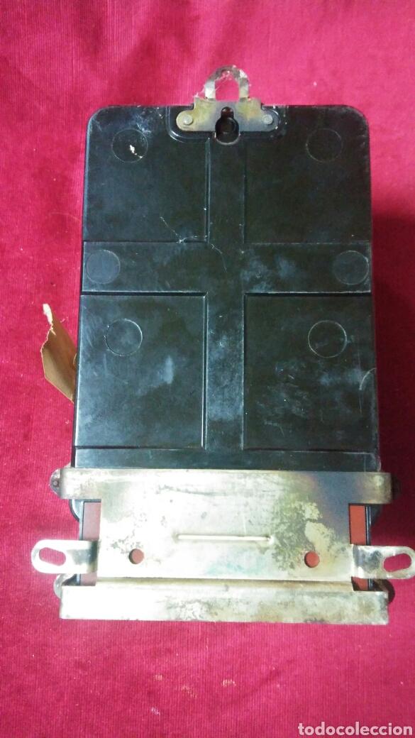 Antigüedades: Antiguo contador de luz - Foto 3 - 133731209