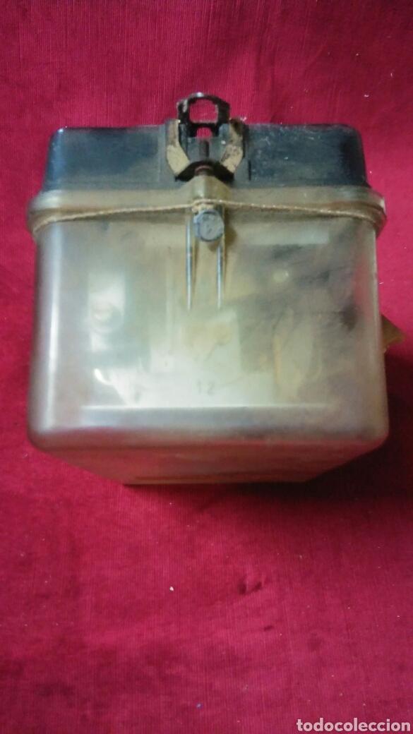 Antigüedades: Antiguo contador de luz - Foto 4 - 133731209
