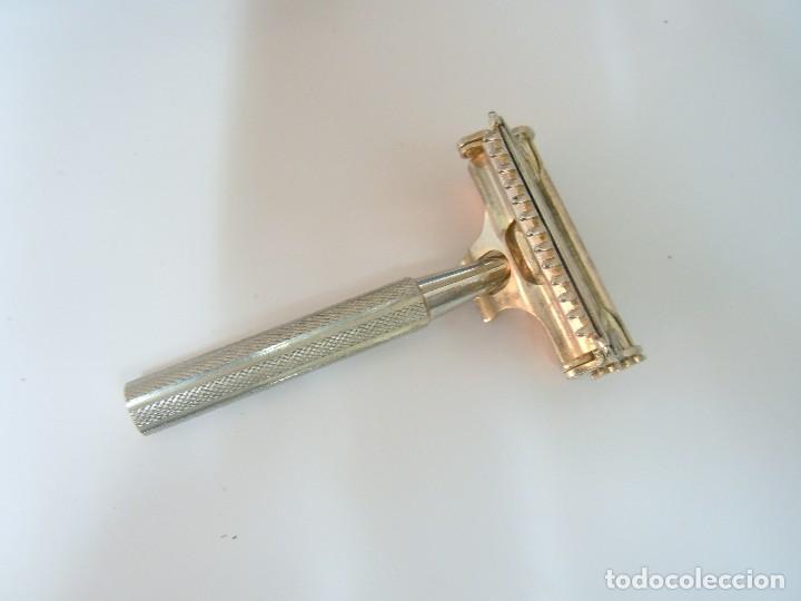 Antigüedades: Maquinilla afeitar Valet Auto Strop - Foto 3 - 133820022