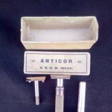 Antigüedades: ANTIGUA MAQUINILLA DE AFEITAR ANTICOR. Lote 133843698