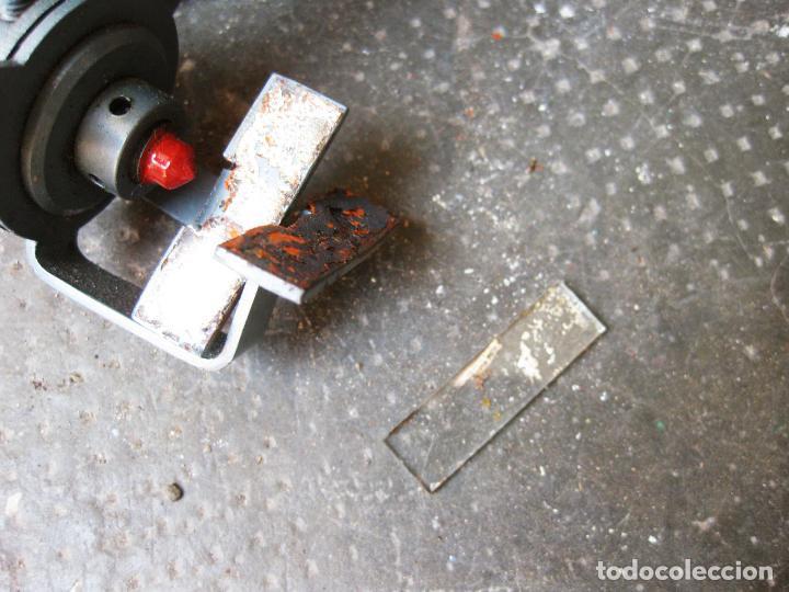 Antigüedades: Curvascopio. Medir el radio de curvas en carreteras y caminos. Valladolid. Inventor Espejo-Saavedra. - Foto 9 - 134040406