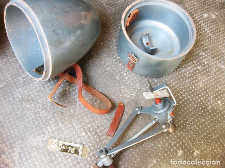 Antigüedades: Curvascopio. Medir el radio de curvas en carreteras y caminos. Valladolid. Inventor Espejo-Saavedra. - Foto 2 - 134040406