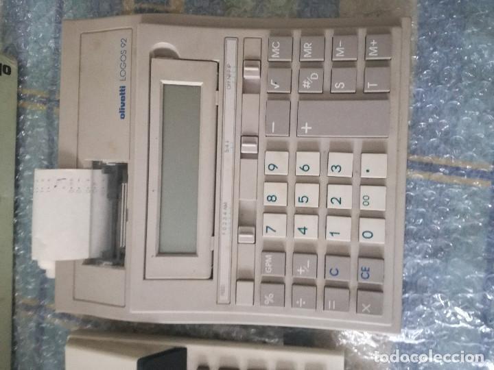 Antigüedades: Calculadora Casio - Calculadora olivetti - Foto 2 - 134087650