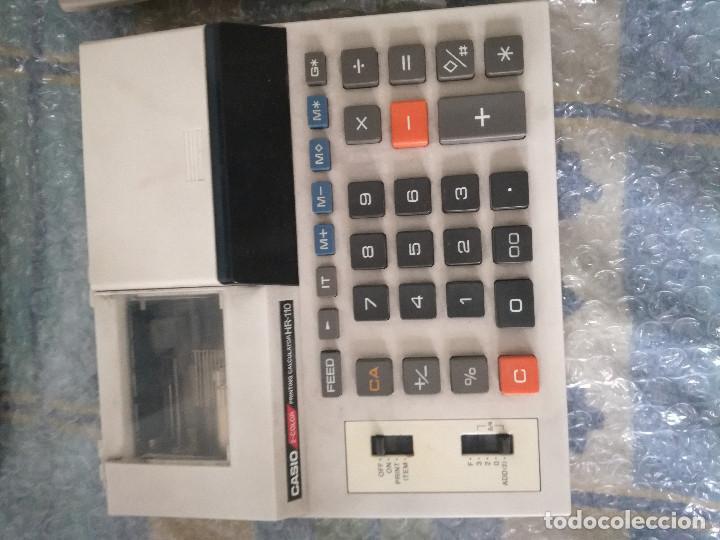 Antigüedades: Calculadora Casio - Calculadora olivetti - Foto 3 - 134087650