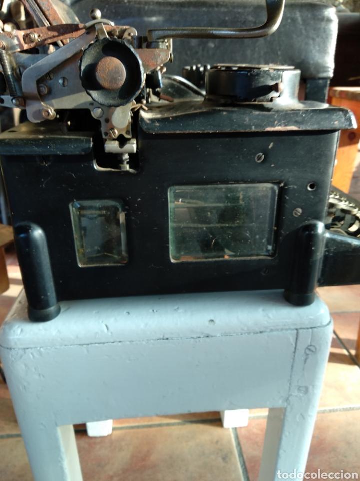 Antigüedades: Maquina de escribir royal 10 - Foto 9 - 134134694