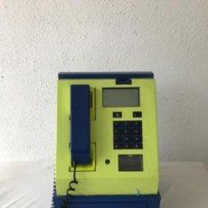 Teléfonos: TELEFONO PUBLICO DE MONEDAS PESETAS AÑOS 90. TELEFÓNICA. VINTAGE. . Lote 134222798
