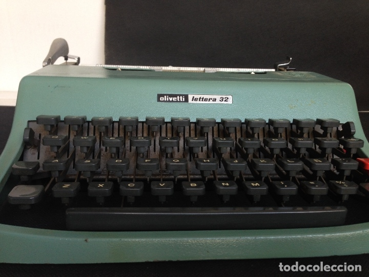 Antigüedades: Máquina de escribir portátil - Foto 5 - 78253681