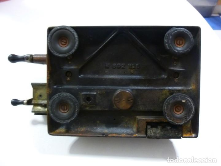 Antigüedades: Calculadora años 30 del siglo XX Original Odhner fabricación Sueca decorativa - Foto 7 - 134339418