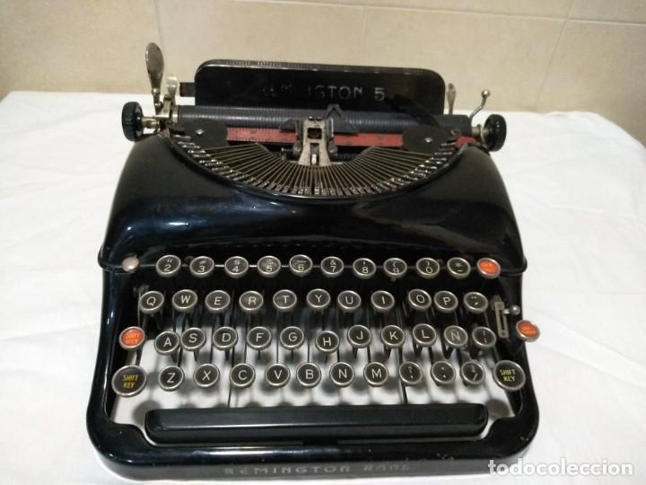 REMINGTON RANGO 5 (Antigüedades - Técnicas - Máquinas de Escribir Antiguas - Remington)