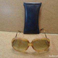 Antigüedades: ANTIGUAS GAFAS DE SOL. Lote 134448282